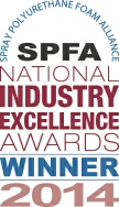 SPFA National Industry Excellence Awards Winner 2014